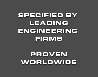 Specified by Leading Engineering Firms, Proven Worldwide